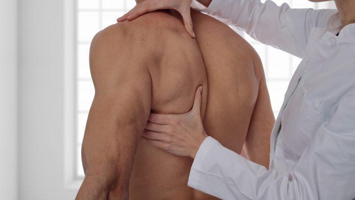 ostéopathe en action
